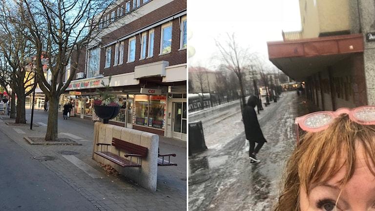Katarina Gunnarsson återvänder till Borlänge efter valet.