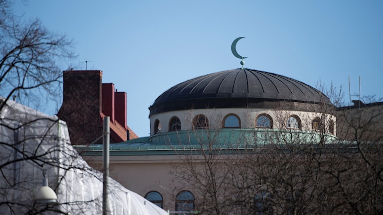 STOCKHOLMS MOSKÉ