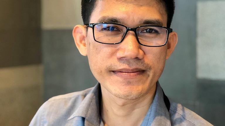 Yeang Sothearin anklagas för spioneri.