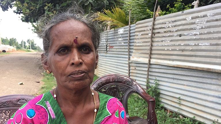 60-åriga Paramswari önskar inget mer än att en gång få återse sitt hem.