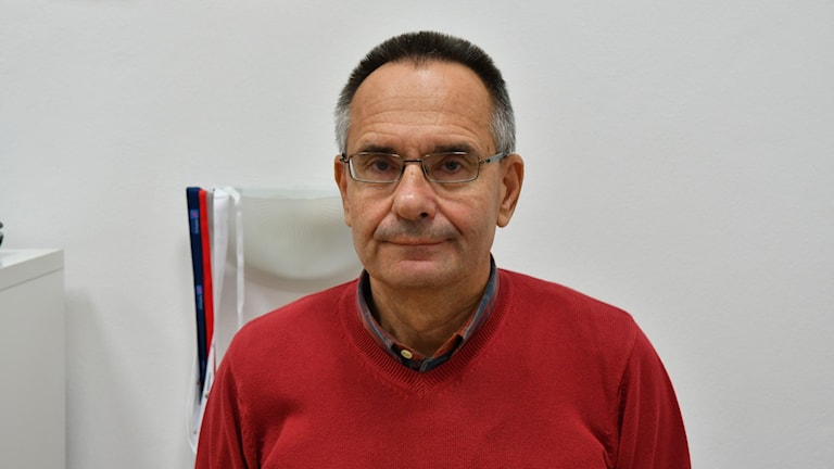 Läkaren Borko Josifovski.