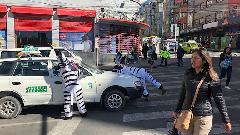 Idén att ändra trafikkulturen med humor har sen dess inspirerat medborgare och politiker över hela kontinenten.