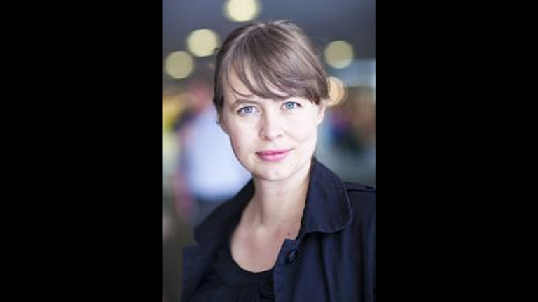Anna Dahlqvist.