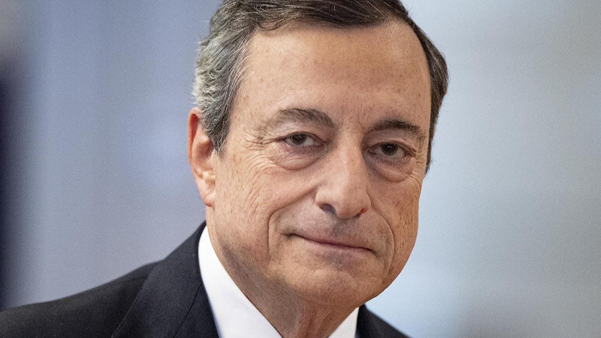 Draghi sänker räntan
