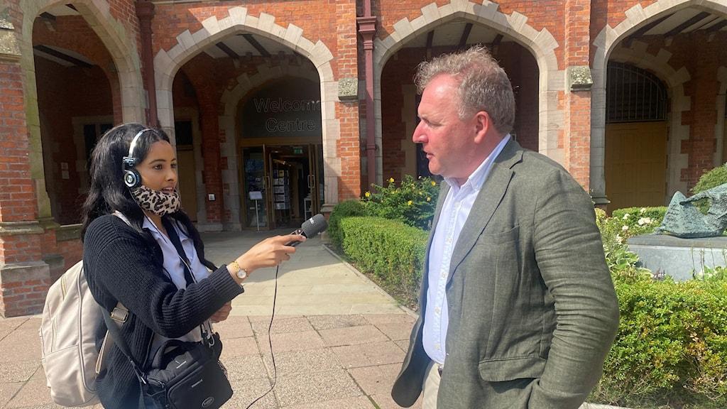 David Phinnemore forskar om europeisk politik på Queens University i Belfast.