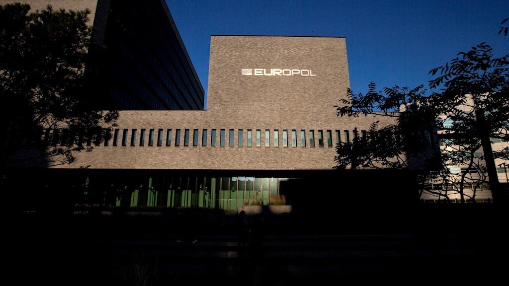 Stort tillslag av Europol