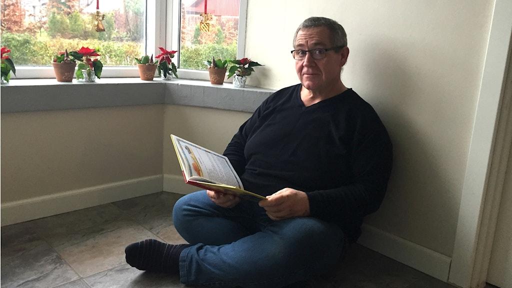 Karsten Kaltoft, dansk dagbarnvårdare som anser sig ha sparkats och diskriminerats pga fetma.