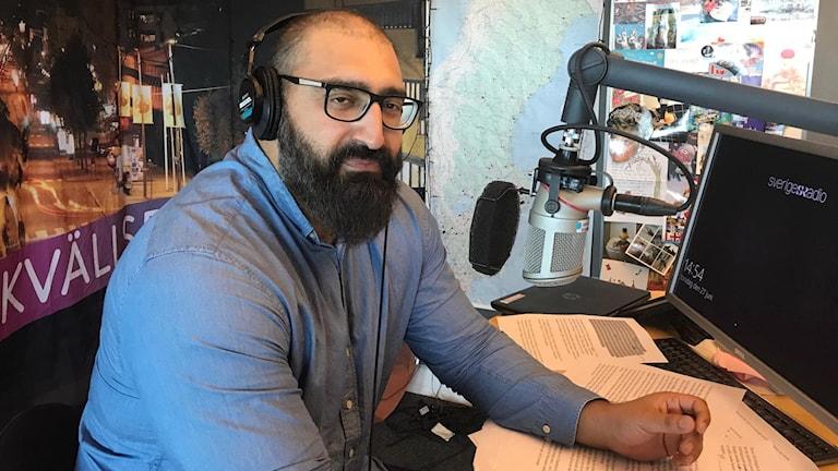Hamid Zafar.