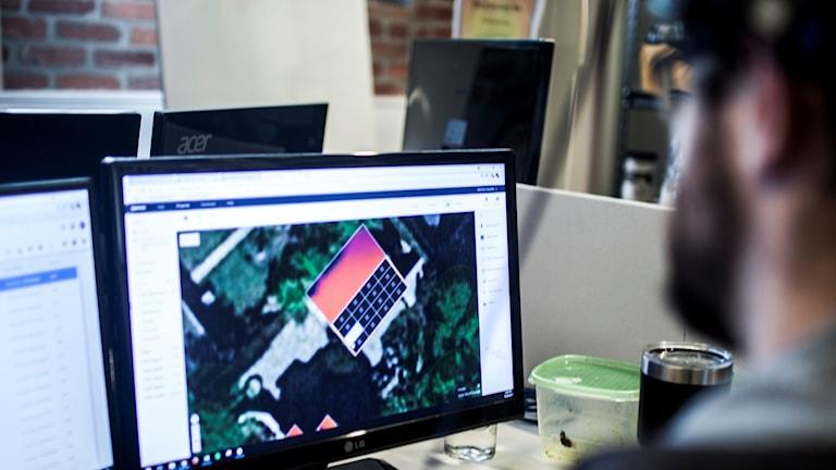 Företaget Pick My Solar har byggt en webbsida där hushåll kan hitta bästa pris för att få solpaneler installerade på taket.