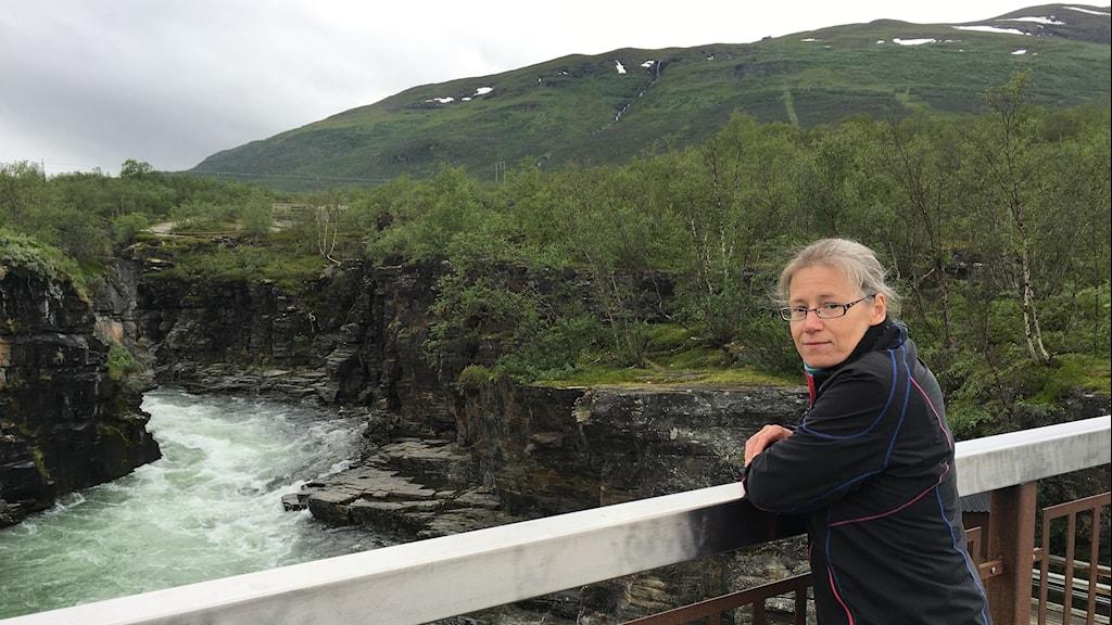 Eva Oskarsson, Länsstyrelsen i Norrbotten.