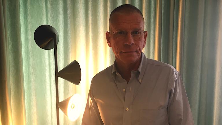 Anders Nordström, Sveriges globala hälsoambassadör.