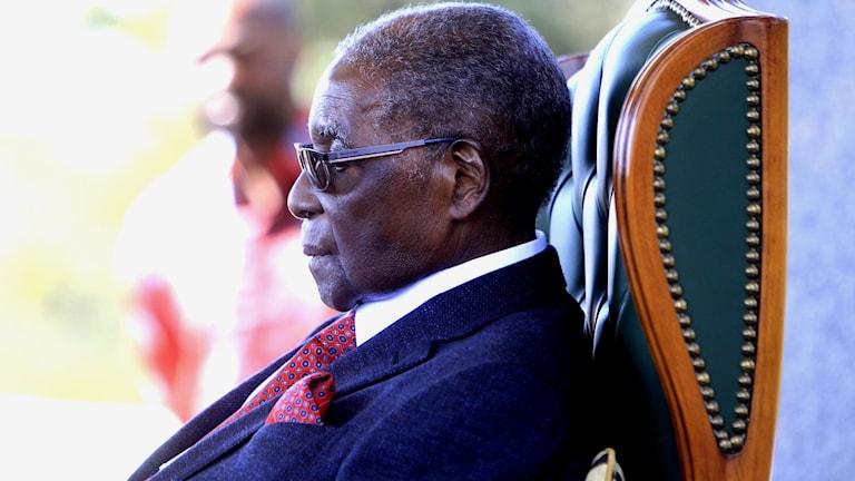 Zimbabwes ex-president Robert Mugabe har avlidit