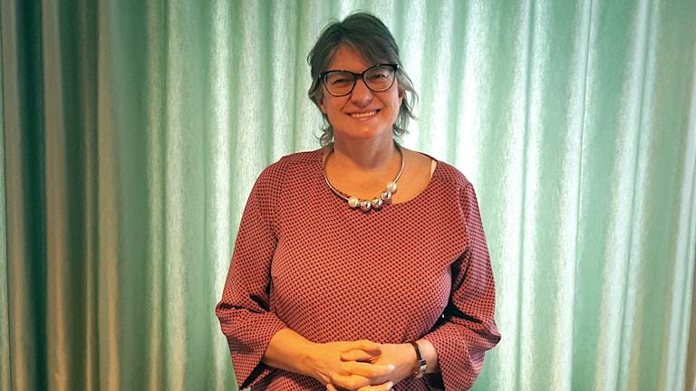 psykologen och författaren Liria Ortiz