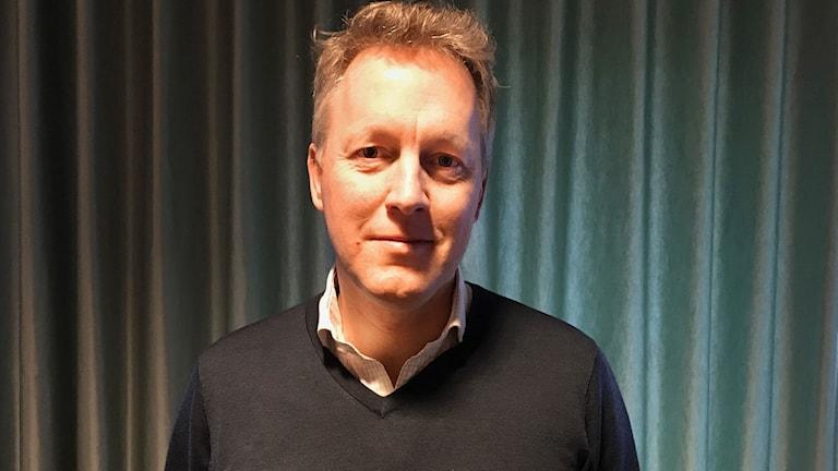 Storbritanniens ambassadör i Sverige, David Cairns