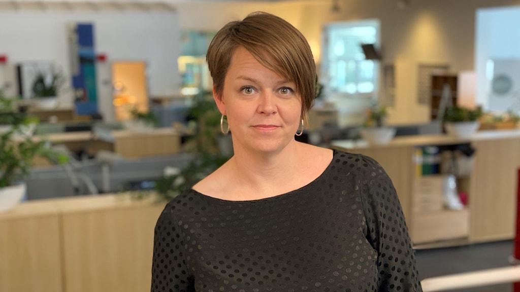 Katrin Stjernfeldt Jammeh (s), kommunalråd Malmö.