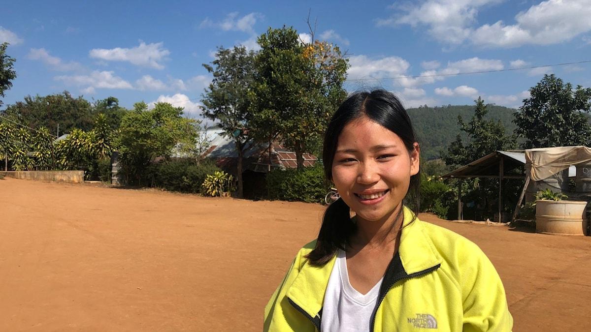 Phwe Hom har bott i flyktinglägret i över 10 år