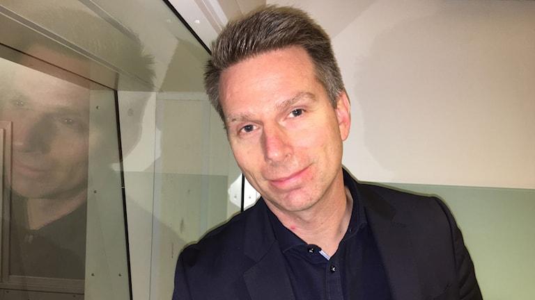 Joakim Kreutz, freds-och konfliktforskare vid Uppsala Universitet.