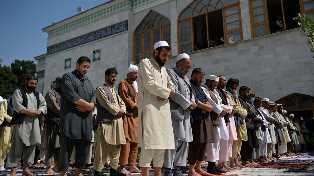 Män som ber
