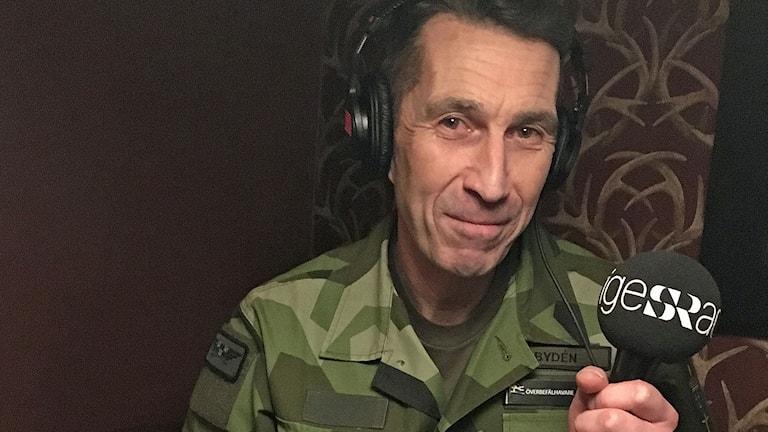 Överbefälhavaren Micael Bydén