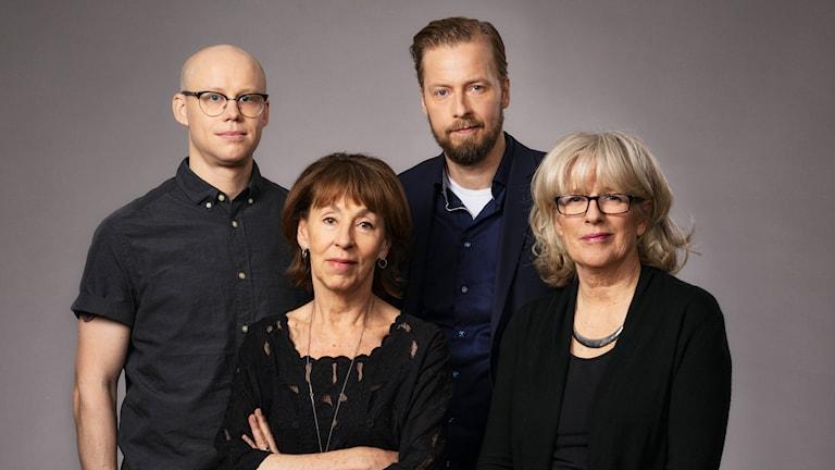 Fördjupar dagens stora händelser i Sverige och världen.