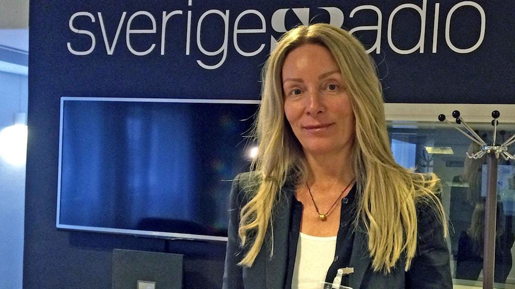 Christin Mellner, arbetslivsforskar vid Stockholms Universitet.