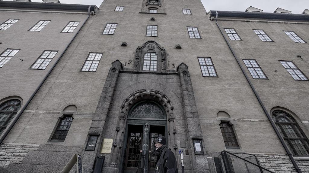 Stockholms tingsrätt.