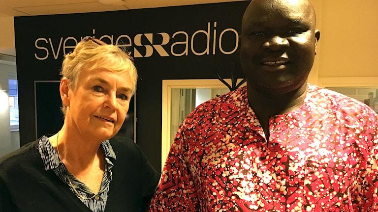 Uganda herrens befrielsearmé Ricky Richard Anywar Cecilia Bäcklander