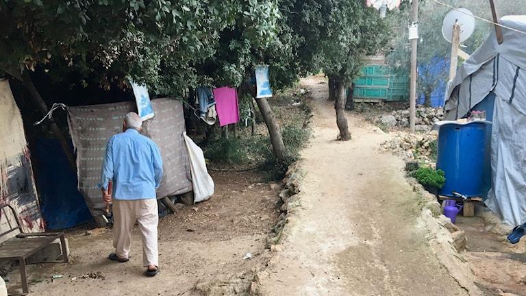 Flyktingläger i Libanon