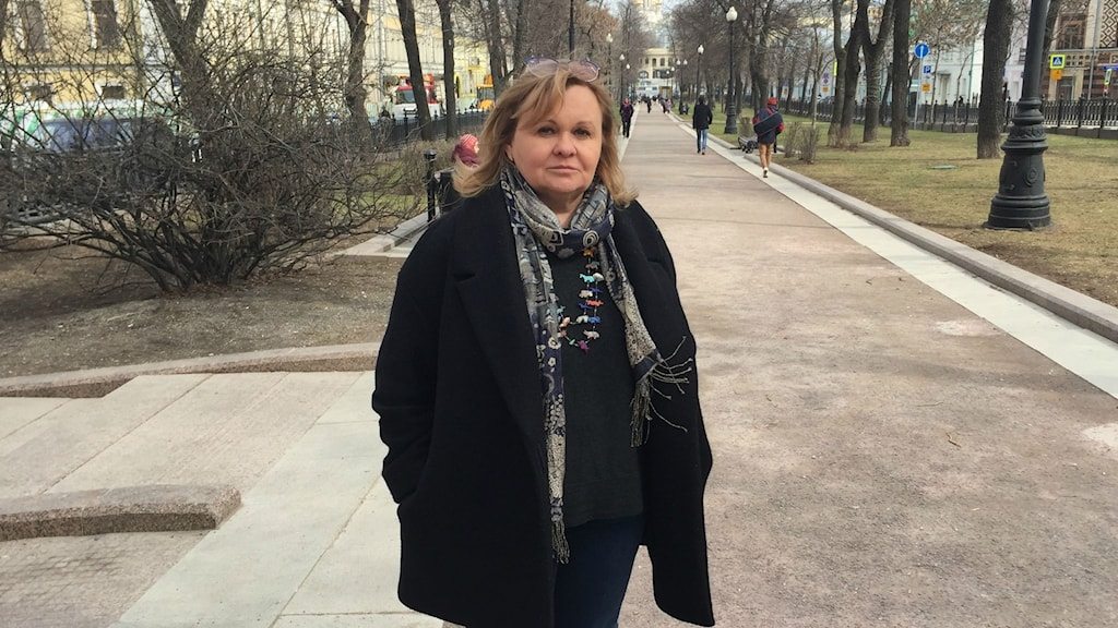 Marina Pisklakova-Parker är chef för kvinnoorganisationen Anna center i Moskva. Hon startade Rysslands första hjälptelefon och skyddade boende för misshandlade kvinnor efter svensk förlaga.