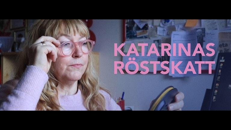 Katarina Gunnarssons röstskatt