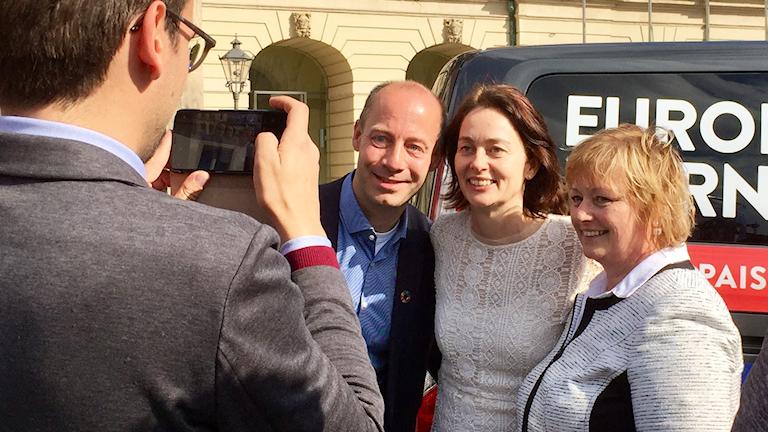Katarina Barley, Tysklands justitieminister toppkandidat för SPD.