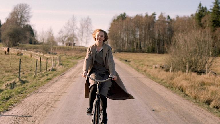 """Alba August i filmen """"Unga Astrid""""."""