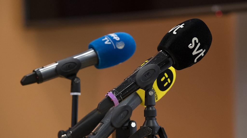 Mikrofoner media