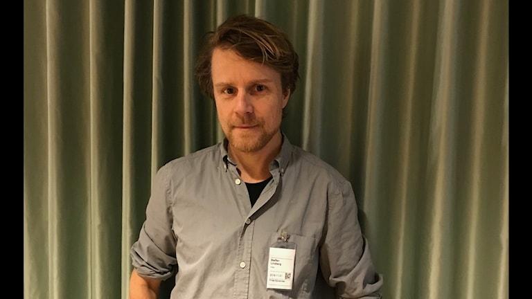 Staffan Lindberg, journalist och författare.