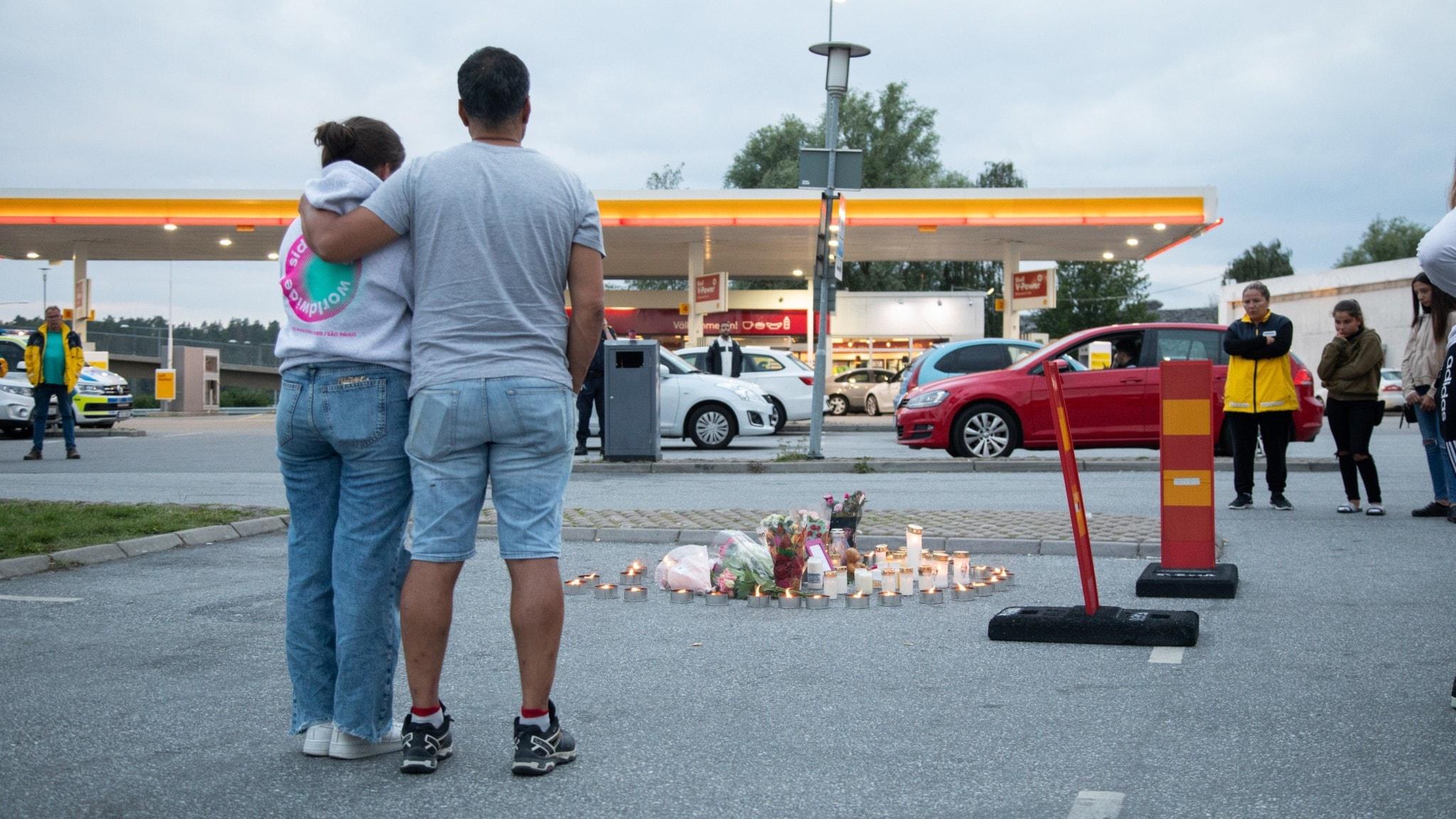 Ett år sedan 12-åriga flickan sköts till döds i Botkyrka