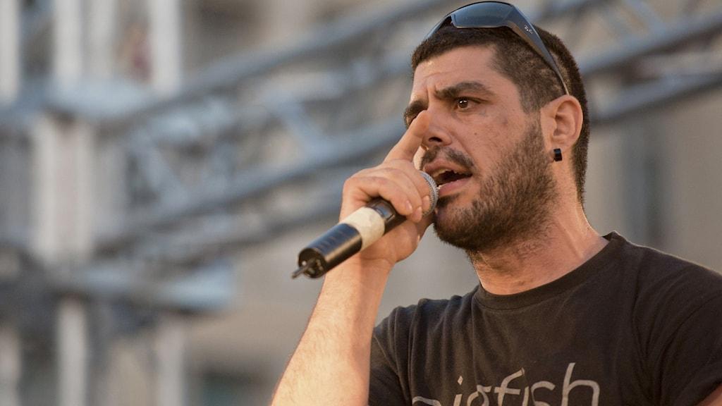 Idag är det sju år sedan den grekiske rapparen Pavlos (Killah P) Fyssas mördades.