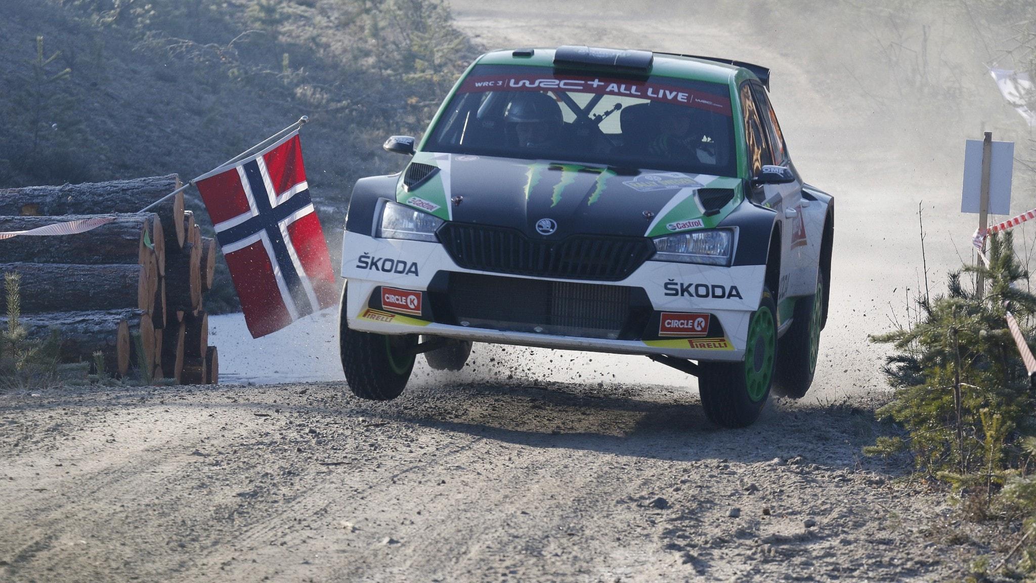 Svenska rallyt 2020