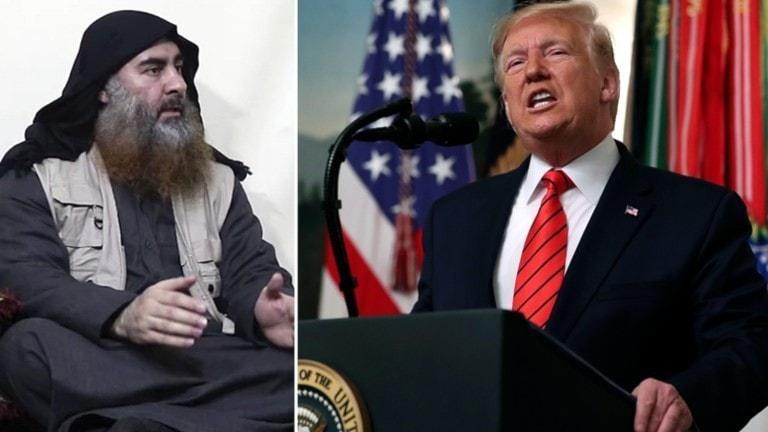 Foto: Al-Furqan media via AP/TT & Andrew Harnik/TT