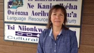 Ellen Gabriel, Kanien´keha:ka First Nation, Kanada