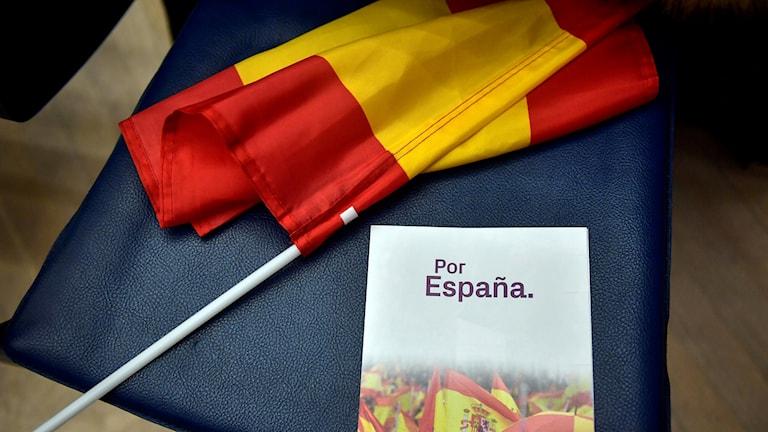 På söndag går Spanien till val.