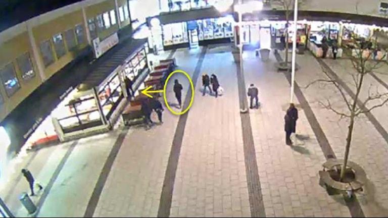 En 17-åring döms för mordet på en pizzeria i Rinkeby. Foto: Polisen.