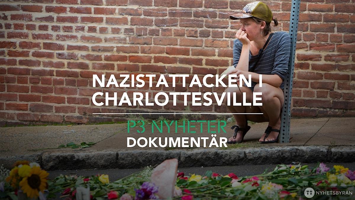 Nazistattacken i Charlottesville.