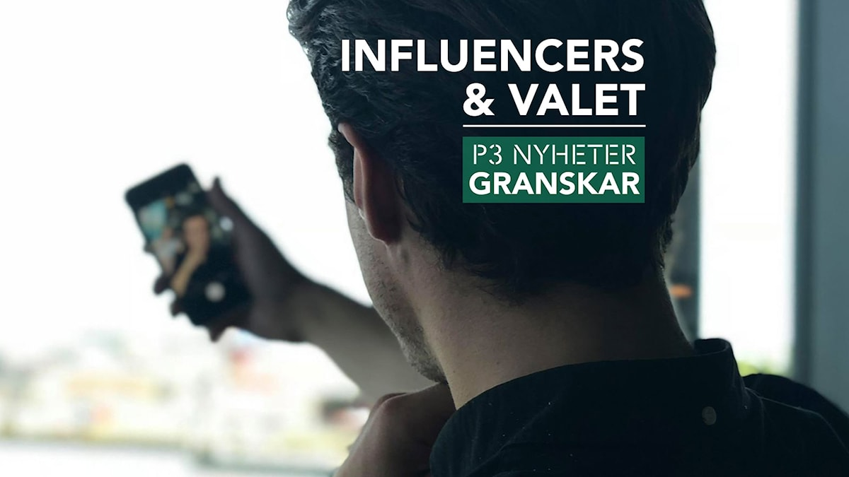 Podbild Influencers och valet