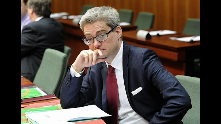 Danmarks integrationsminister Sören Pind