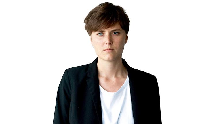 En bild på Julia Juhlin Karlsson