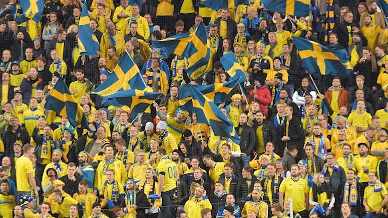 P3 Nyheter inför Sverigematchen