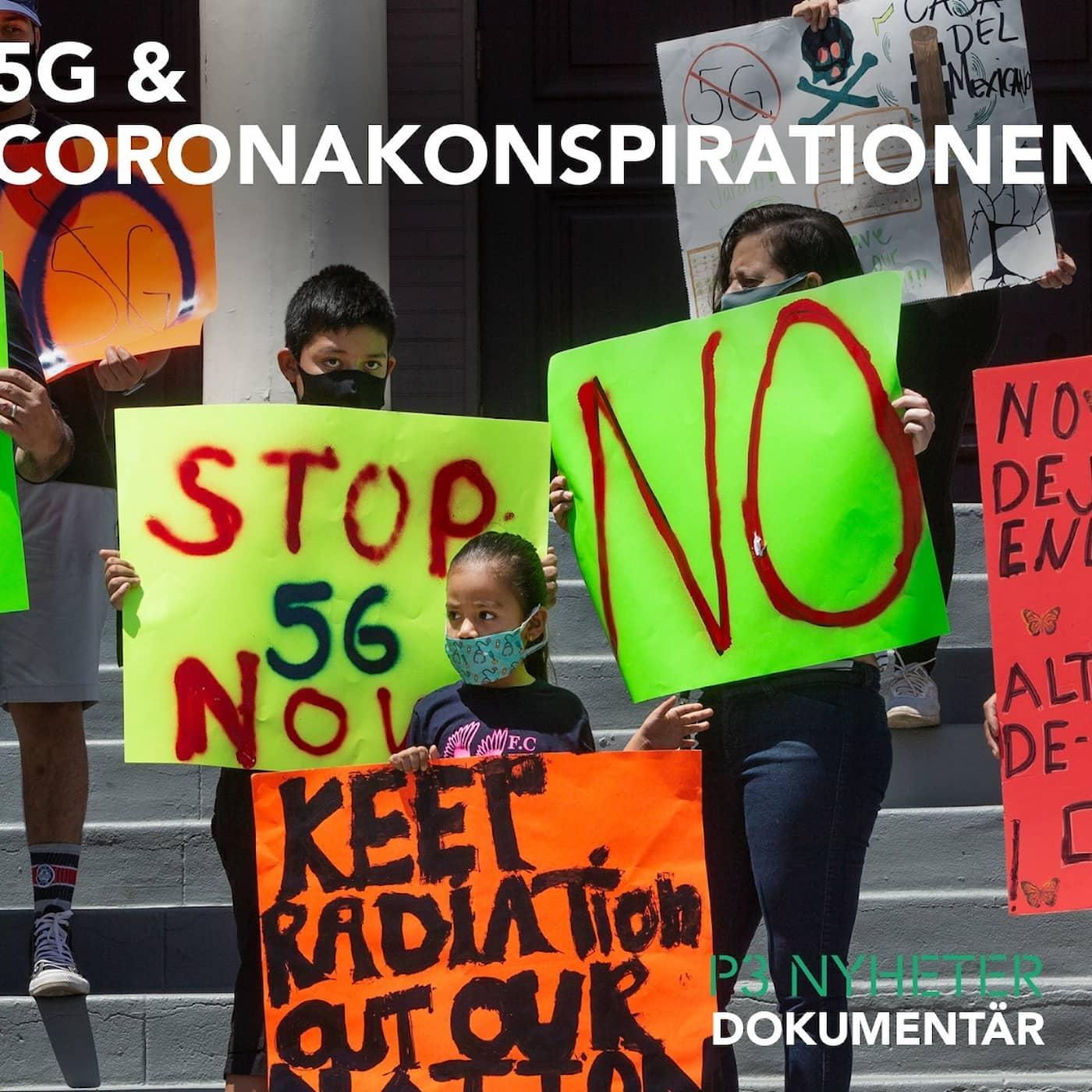5G och coronakonspirationen