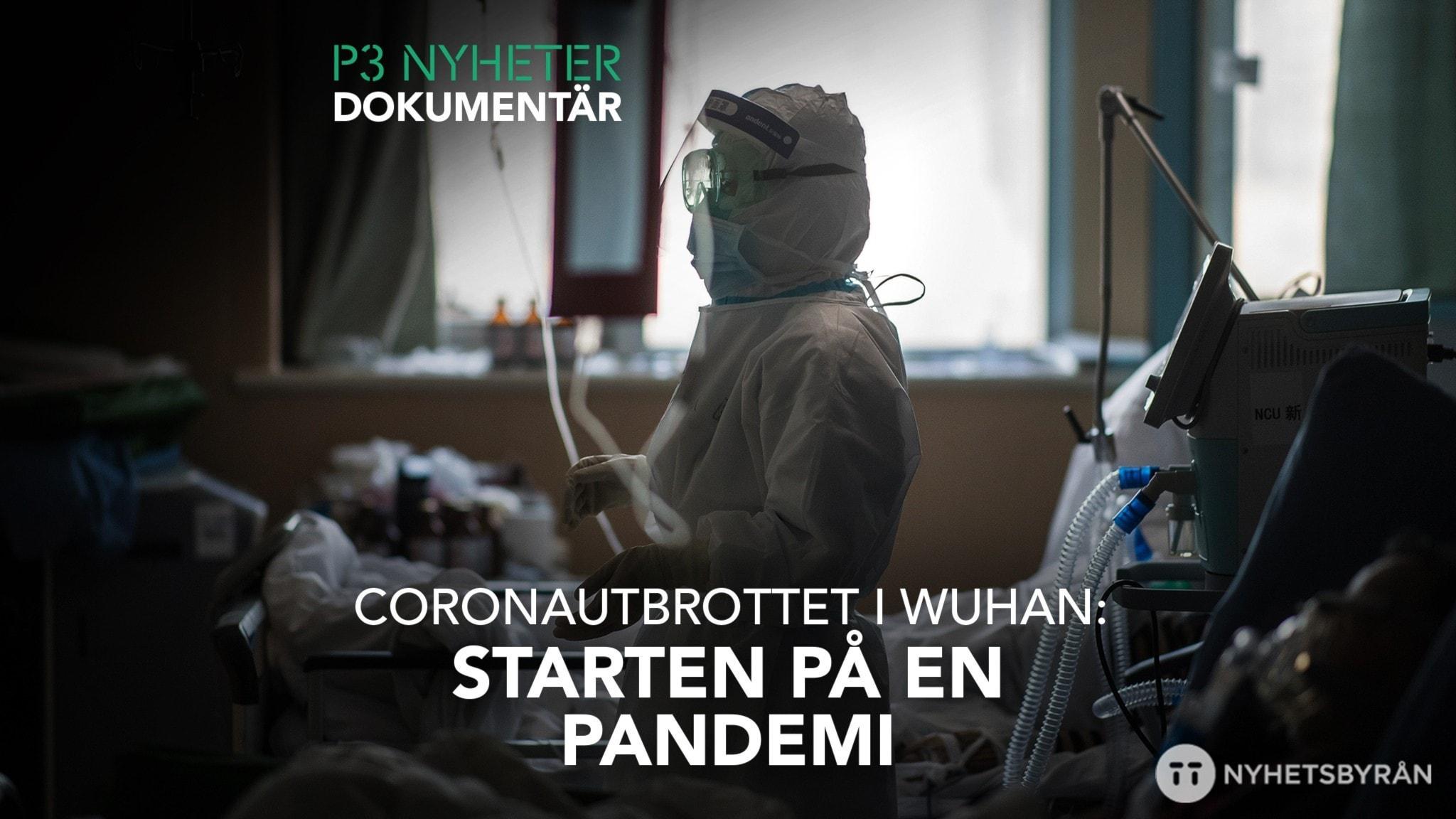 Coronautbrottet i Wuhan – starten på en pandemi – P3 Nyheter Dokumentär