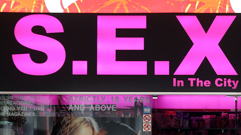 Sexbutiker