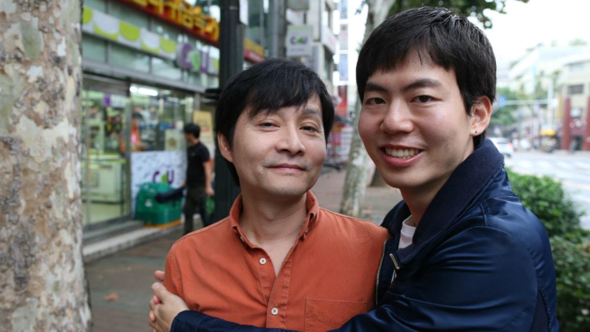 De kan bli det forsta gifta homosexuella paret